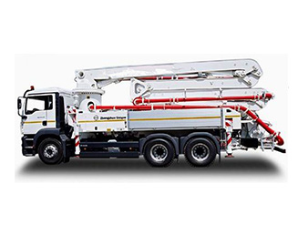27m Truck Mounted Concrete Pump